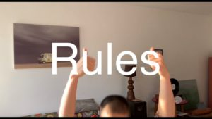 Positive thinking #8 : Rules