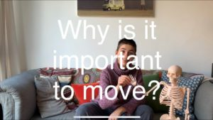 Yoga #14 : Why is it important to move?