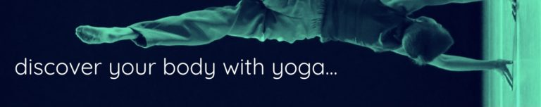 discover your body with yoga