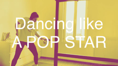 Dance #1 : Dancing like a pop star